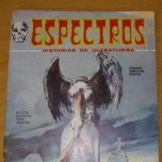 Cómics: CÓMIC ESPECTROS HISTORIAS DE ULTRATUMBA LA PESADILLA 1972 VÉRTICE. Lote 103406095