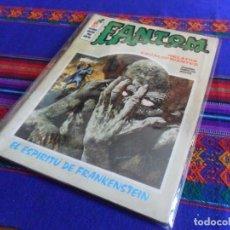 Cómics: FANTOM VOL. 1 Nº 5. 1972. 25 PTS. EL ESPÍRITU DE FRANKENSTEIN.. Lote 103409735