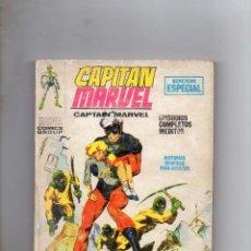 Cómics: COMIC VERTICE CAPITAN MARVEL VOL1 Nº 8 (NORMAL ESTADO). Lote 103410379