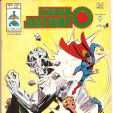 Cómics: COMIC - CIRCULO JUSTICIERO -- LA CRIATURA EN LA JAULA DE TERCIOPELO -- MUNDI COMICS, Nº 10, 1979. Lote 103489983