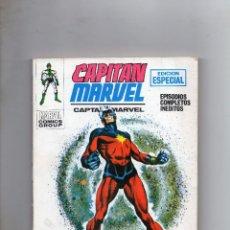 Cómics: COMIC VERTICE CAPITAN MARVEL VOL1 Nº 7 (EXCELENTE ESTADO). Lote 103503931