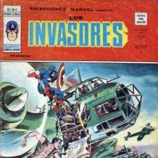 Cómics: SELECCIONES MARVEL VOL.1 Nº 6 - VÉRTICE. LOS INVASORES.. Lote 103517823