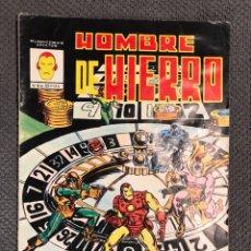 Cómics: HOMBRE DE HIERRO. (CASINO FATAL) NO.4 (A.1979). Lote 103728743