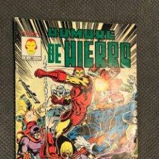 Cómics: HOMBRE DE HIERRO. NO.8 EDIC.VERTICE. (A.1982). Lote 103730183