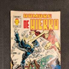 Cómics: HOMBRE DE HIERRO. NO.5 EDIC.VERTICE (A.1979). Lote 103730390