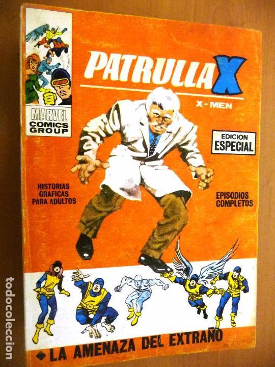 PATRULLA X. Nº 5. VÉRTICE. TACO (Tebeos y Comics - Vértice - Patrulla X)