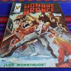 Cómics: VÉRTICE COMICS ART EL HOMBRE DE BRONCE Nº 7.. Lote 78313669