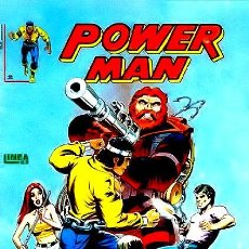 Cómics: POWER MAN 2. Lote 103845167