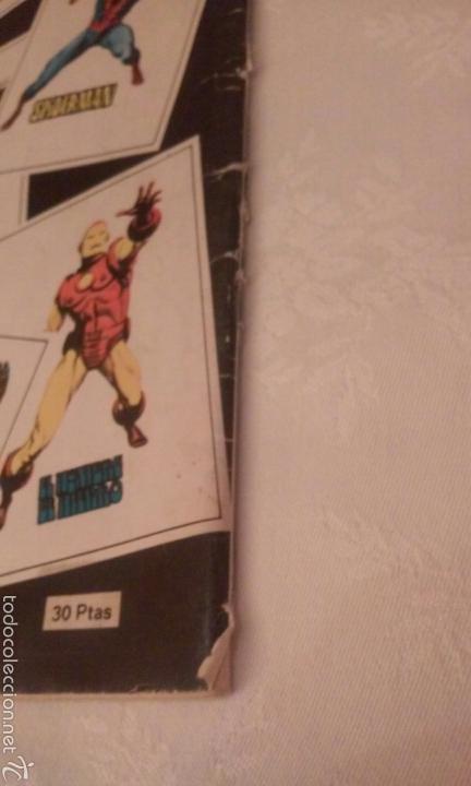 Cómics: FLASH GORDON Vº 1 Nº 1 EDICIONES VERTICE AÑO 1974 - Foto 16 - 103864979