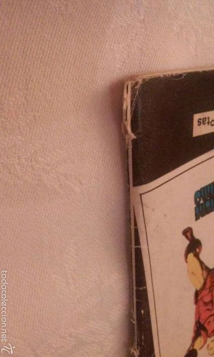 Cómics: FLASH GORDON Vº 1 Nº 1 EDICIONES VERTICE AÑO 1974 - Foto 18 - 103864979