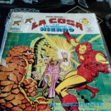 Cómics: LA COSA Y EL HOMBRE DE HIERRO V 2 N 47 EL ACECHANTE DE LAS ARENAS MUNDI COMICS MARVEL COMICS GROUP. Lote 103905463