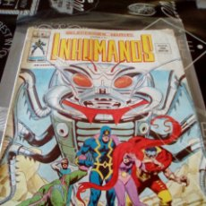Cómics: INHUMANOS UN VIAJE AL DESTINO V 1 N 4 MUNDI COMICS MARVEL COMICS GROUP 1974. Lote 103905623