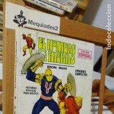 Cómics: EL HOMBRE DE HIERRO Nº 3 (TACO VERTICE) COMPLETO. Lote 103973139