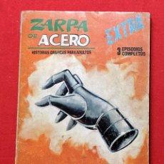 Cómics: ZARPA DE ACERO VOLUMEN 1 VOL.1 EXTRA. COMPLETA 30 NºS. VERTICE TACO. BUEN ESTADO. Lote 104021099