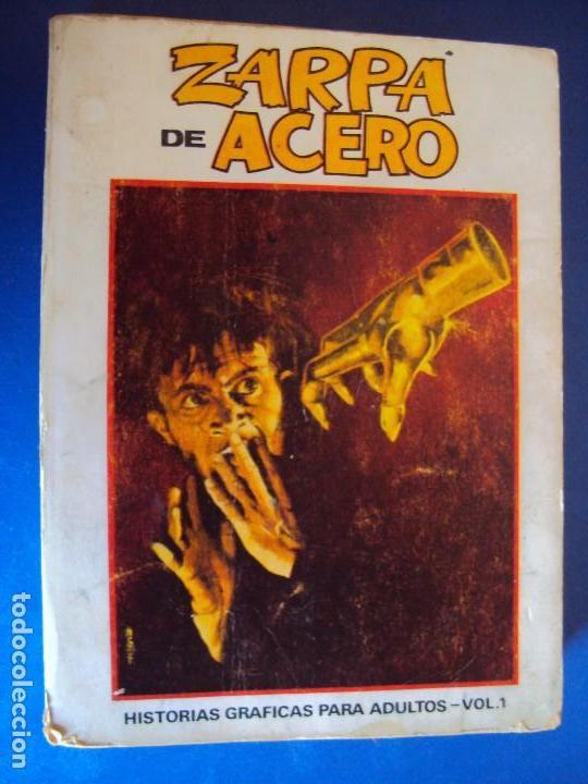 (COM-171115)ZARPA DE ACERO EDICION ESPECIAL - VOLUMEN 1 (Tebeos y Comics - Vértice - V.1)