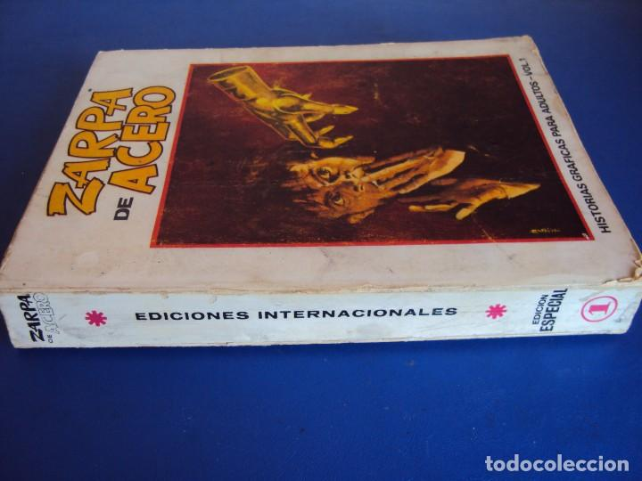 Cómics: (COM-171115)ZARPA DE ACERO EDICION ESPECIAL - VOLUMEN 1 - Foto 2 - 104152419