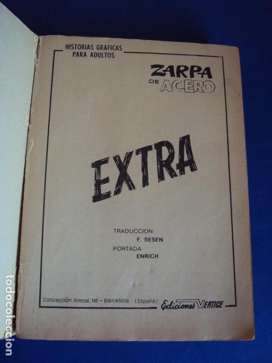 Cómics: (COM-171115)ZARPA DE ACERO EDICION ESPECIAL - VOLUMEN 1 - Foto 4 - 104152419