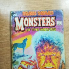 Cómics: RELATOS SALVAJES VOL 1 #9 MONSTERS OF THE MOVIES. Lote 104199811
