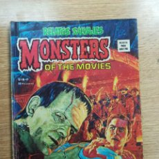 Cómics: RELATOS SALVAJES VOL 1 #49 MONSTERS OF THE MOVIES. Lote 104200767