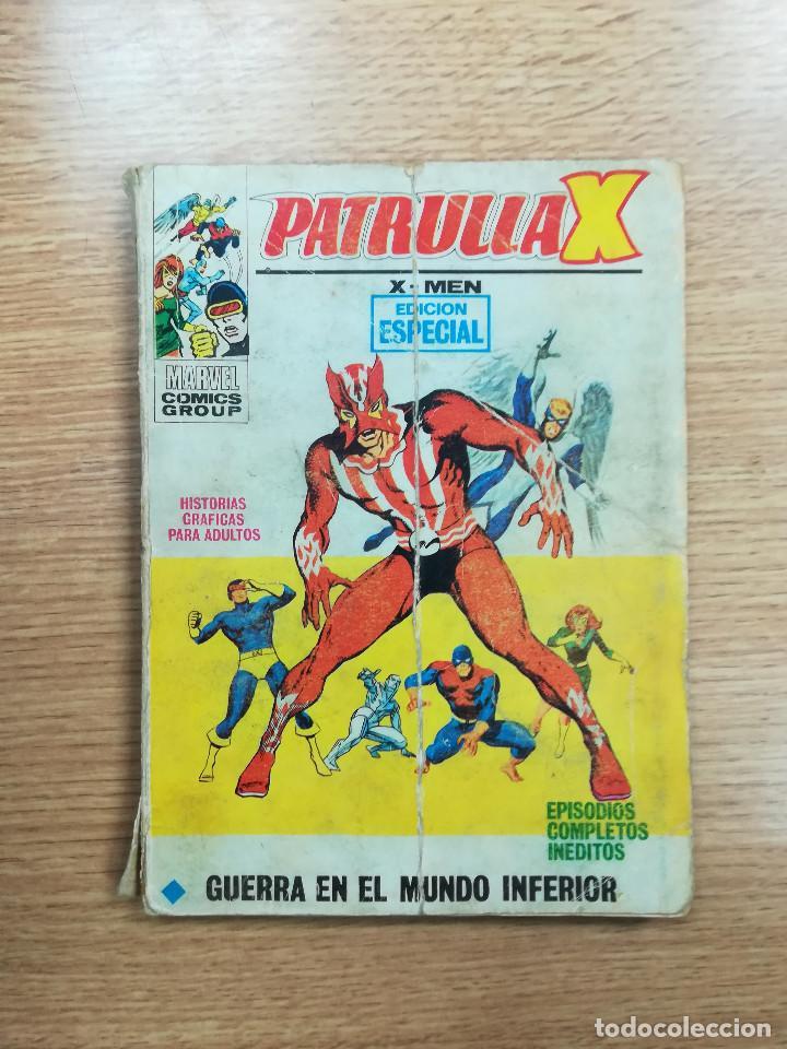 PATRULLA X #29 GUERRA EN EL MUNDO INFERIOR (VERTICE) (Tebeos y Comics - Vértice - Patrulla X)