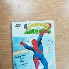 Cómics: SUPER HEROES PRESENTA #6 SPIDERMAN Y LA ANTORCHA HUMANA LA MARCA DE LOS MUTANTES (VERTICE). Lote 104350499