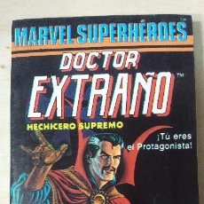 Cómics: DOCTOR EXTRAÑO HECHICERO SUPREMO ( TU ERES EL PROTAGONISTA ). Lote 134756781