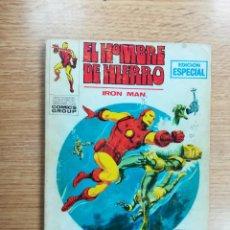 Cómics: HOMBRE DE HIERRO #19 LAS GARRAS DEL FUSTIGADOR (VERTICE). Lote 104579183