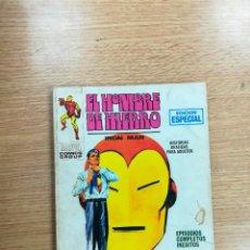 Cómics: HOMBRE DE HIERRO #12 EL HOMBRE QUE MATO A TONY STARK (VERTICE). Lote 104579295