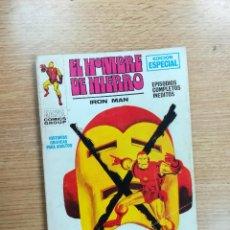 Cómics: HOMBRE DE HIERRO #9 EL RELEVO DEL HOMBRE DE HIERRO (VERTICE). Lote 104579523