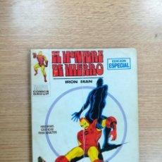 Cómics: HOMBRE DE HIERRO #8 EL PRECIO DE UNA VIDA (VERTICE). Lote 104579591
