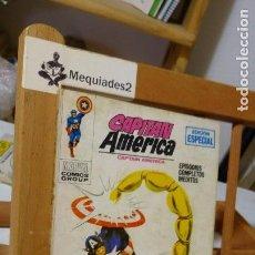 Cómics: CAPITAN AMERICA Nº 9 (TACO VERTICE) . Lote 104617663