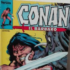 Cómics: CONAN EL BARBARO *** LOS NO VIVOS *** NÚMERO 126. Lote 104649103