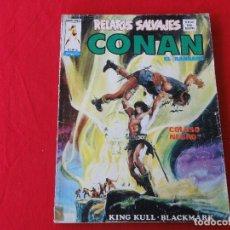 Comics : RELATOS SALVAJES VOLUMEN 1 Nº 8 . CONAN. VERTICE. C-21. Lote 104763283