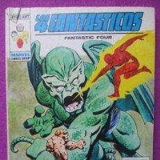 Cómics: TEBEO LOS 4 FANTASTICOS, Nº67, LA MAQUINA ETERNIDAD, 1974, VERTICE. Lote 104782479