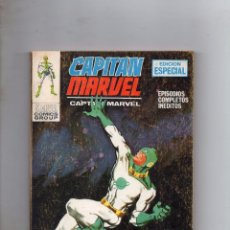 Cómics: COMIC VERTICE CAPITAN MARVEL VOL1 Nº 6 (BUEN ESTADO). Lote 104796855