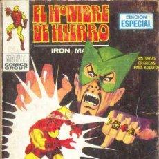 Cómics: EL HOMBRE DE HIERRO VERTICE VOL.1 Nº 4 EN MANOS DEL MANDARIN. Lote 104824891