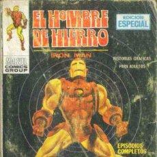 Cómics: EL HOMBRE DE HIERRO VERTICE VOL.1 Nº 1 EL INVENCIBLE HOMBRE DE HIERRO. Lote 104828259