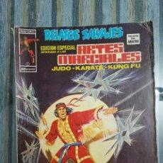 Cómics: RELATOS SALVAJES ARTES MARCIALES VOL. 1 (COMPLETA) - LOPEZ ESPI, NEAL ADAMS, DITKO (VERTICE 1973). Lote 104890983