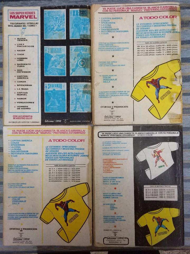 Cómics: RELATOS SALVAJES ARTES MARCIALES VOL. 1 (COMPLETA) - LOPEZ ESPI, NEAL ADAMS, DITKO (VERTICE 1973) - Foto 4 - 104890983