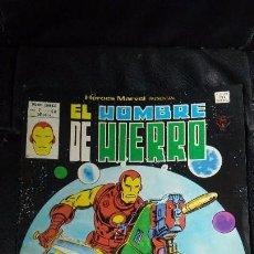 Cómics: EL HOMBRE DE HIERRO VOL.2 Nº 64. Lote 104947939
