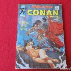 Comics : RELATOS SALVAJES VOLUMEN 1 Nº 48. CONAN. VERTICE. C-21B. Lote 105018439