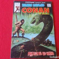 Comics : RELATOS SALVAJES VOLUMEN 1 Nº 63. CONAN. VERTICE. C-21B. Lote 105040399