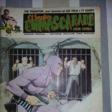 Cómics: EL HOMBRE ENMASCARADO. EL GIGANTE DE KALUNGA. EDICIONES VERTICE. 1973.. Lote 105220952