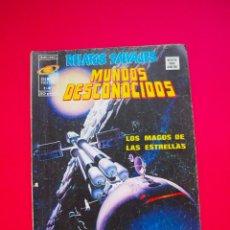 Cómics: RELATOS SALVAJES MUNDOS DESCONOCIDOS - LOS MAGOS DE LAS ESTRELLAS - VOL. 1 Nº 24 - VERTICE 1974. Lote 105359647