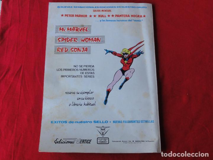 Cómics: RELATOS SALVAJES ARTES MARCIALES Nº 41. VERTICE. C-22 - Foto 2 - 105414595