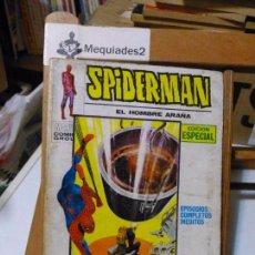 Cómics: SPIDERMAN Nº 25 (TACO VERTICE) COMPLETO. Lote 105501399