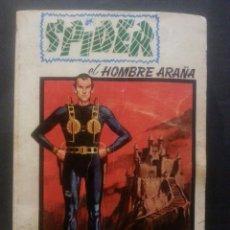 Cómics: COMIC VÉRTICE TACO VOL 2 SPIDER 1° EDICIÓN LOPEZ ESPI. AÑO 1973. Lote 105628235