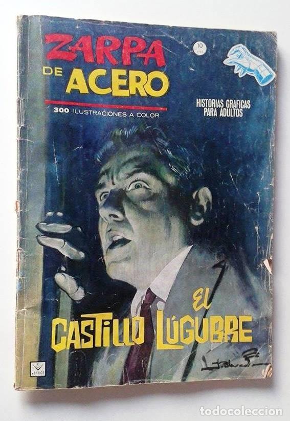 ZARPA DE ACERO Nº 11 - GRAPA, VÉRTICE (Tebeos y Comics - Vértice - Fleetway)
