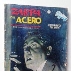 Cómics: ZARPA DE ACERO Nº 11 - GRAPA, VÉRTICE. Lote 105672183