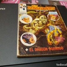Cómics: COMIC VERTICE TACO LOS VENGADORES - VOL. 1 , NUM. 18 - EL DRAGON DORMIDO( EPISODIO COMPLETO ). Lote 105710519